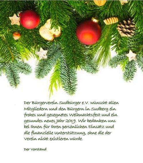 Frohe Weihnachten Und Gesundes Neues Jahr.Frohe Weihnachten Und Ein Gesundes Neues Jahr Burgerverein